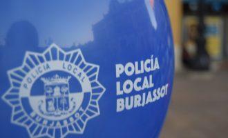 Burjassot celebra el Dia Infantil de la Policia Local