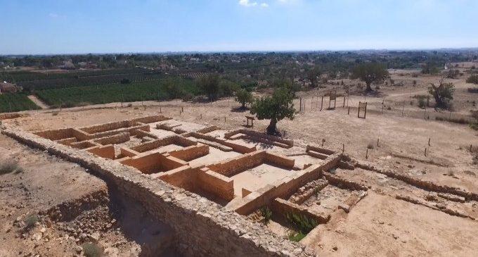 Moncada organitza les II Jornades de Portes Obertes al jaciment ibèric d'El Tòs Pelat