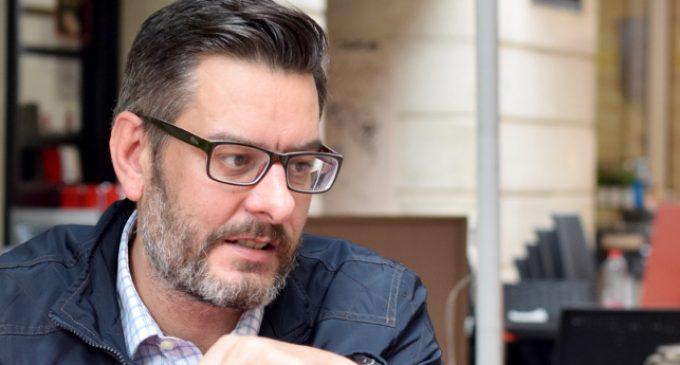 """Carlos Galiana: """"No he vist en cap moment la possibilitat de trencar el govern de la Nau"""""""