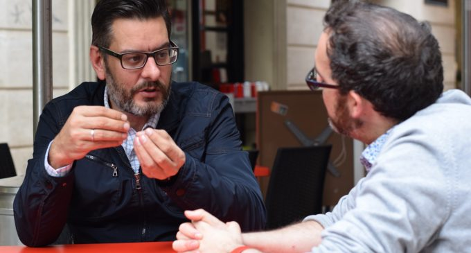 """Carlos Galiana sobre l'alcalde de nit: """"Necessitem una persona que conega l'oci de València i la idiosincràsia de cada barri"""""""