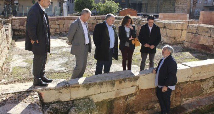 L'Ajuntament de Llíria destinarà 1 milió d'euros per a la rehabilitació de les Termes Romanes i els Trulls de Daüd