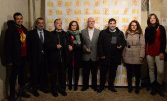 """Els premis """"Intentant la llibertat"""" d'Escola Valenciana s'atorguen hui a Albocàsser"""