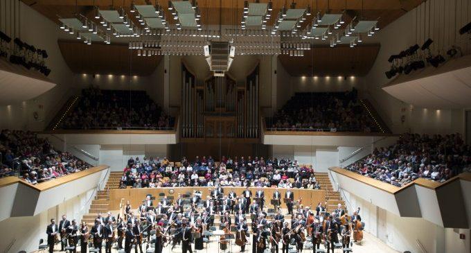 La Sala Iturbi del Palau de la Música reprén la seua activitat