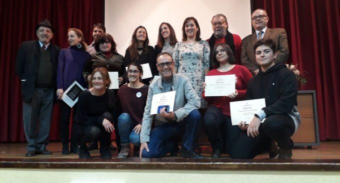 Isabel Lozano presideix el lliurament dels Premis Institucionals de la Junta Municipal de Russafa