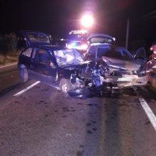 Cuatro personas resultan heridas en el accidente en Montcada