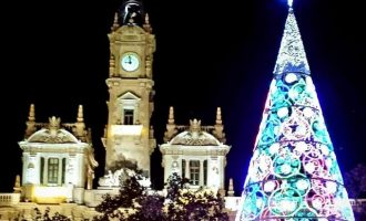 L'Ajuntament felicita el Nadal en 3 dimensions