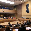 """Mig centenar de municipis s'alien per a """"combatre conjuntament"""" la violència de gènere"""