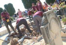 """EUPV y víctimas de las fosas de Paterna denuncian en Bruselas la """"impunidad judicial"""" del franquismo"""