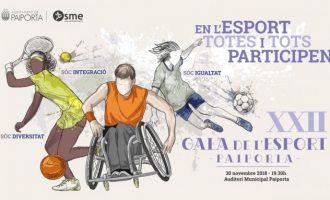 Paiporta celebra l'edició número 22 de la seua Gala de l'Esport