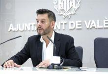 Compromís ratifica a Galiana como portavoz del grupo municipal y encargado de Cultura Festiva