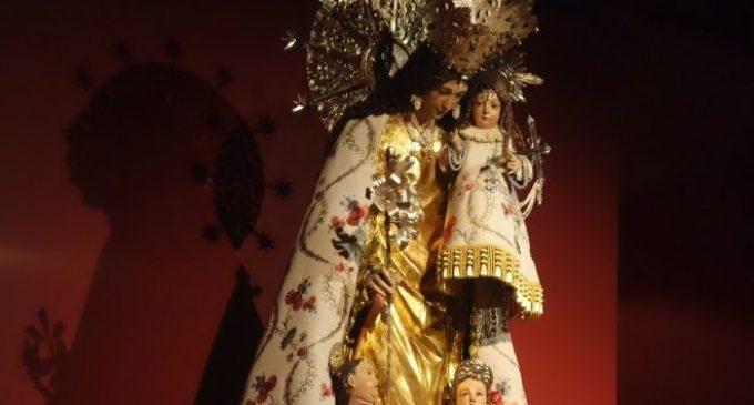 Dia de la Mare de Déu dels Desemparats atípic: misses des de casa i sense aglomeracions