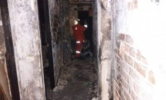 Dos xics moren en un incendi a Utiel