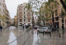 Activada l'alerta roja per pluges torrencials en València