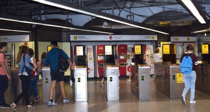 Compromís reclama els 10 milions per al transport metropolità de València que encara no han arribat