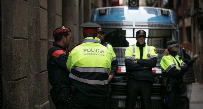 Nueva agresión sexual múltiple en este caso en un descampado de Barcelona