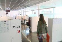 El País Valencià lidera la reducció de l'atur en registrar-se 2.902 aturats menys a l'octubre