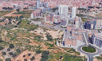 Torrent aprueba el proyecto de urbanización de la parcela de Parc Central para el Palacio de Justicia