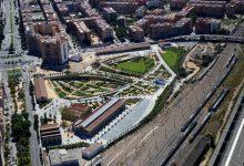 Parc Central: Aprovat l'acord per a executar la nova estació i el Canal d'Accés