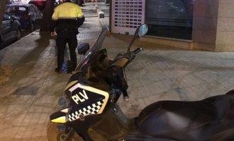 Detenen a València per agredir a la seua núvia a un home que va ser reduït per tres ciutadans