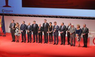 Ribó subratlla la importància del Corredor Mediterrani per a tindre una economia forta