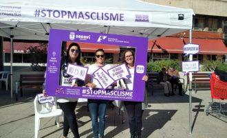 Sedaví celebra el Dia Internacional de l'Eliminació de la Violència contra la Dona