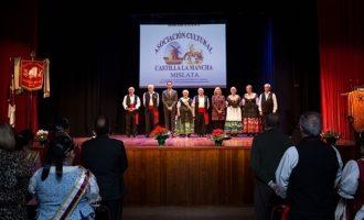 Los manchegos de Mislata culminan su semana cultural con la exaltación de la Dulcinea