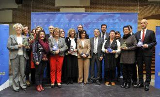 Premi a 13 ajuntaments, entre ells Puçol, per la seua lluita contra la violència de gènere