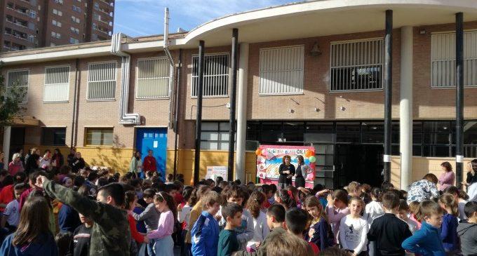 El colegio municipal Profesor Santiago Grisolía celebra su 30 aniversario