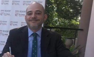 El alcalde de Rocafort, Víctor Jiménez,  puntualiza las investigaciones del caso Divalterra