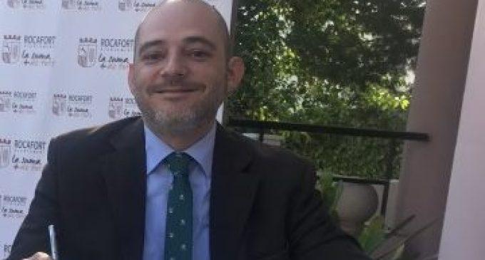 L'alcalde de Rocafort, Víctor Jiménez, puntualitza les investigacions del cas Divalterra