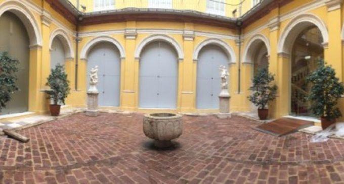 Les escultures de Ponzanelli, juntes al Museu de la Ciutat