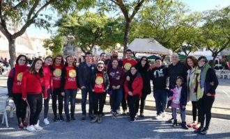 La SPAB celebra amb èxit una jornada de gran solidaritat animalista a Burjassot