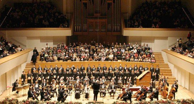 Kok debuta en el Palau amb El Messies i L'Orquestra de València