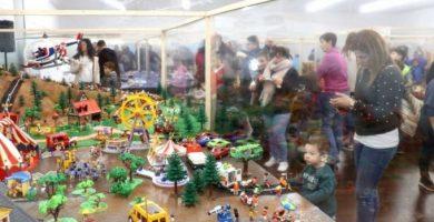 L'Exposició de Playmobil torna a Torrent aquest desembre