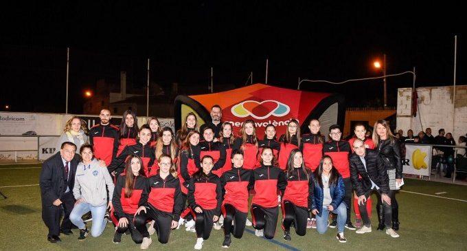 Mercavalència crea l'equip de futbol femení UD Castellar-Oliveral