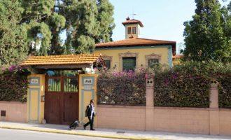 Villa Amparo, la residencia de Antonio Machado en Rocafort, ya es de titularidad pública