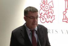 """Morera adverteix que l'""""operació eixida"""" de Madrid a la Comunitat Valenciana """"pot ser antològica"""""""