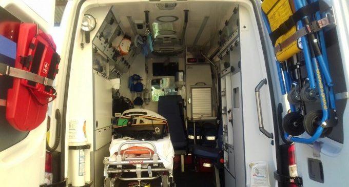Tres joves resulten ferits en un accident entre dos cotxes en la CV-645 a Xàtiva