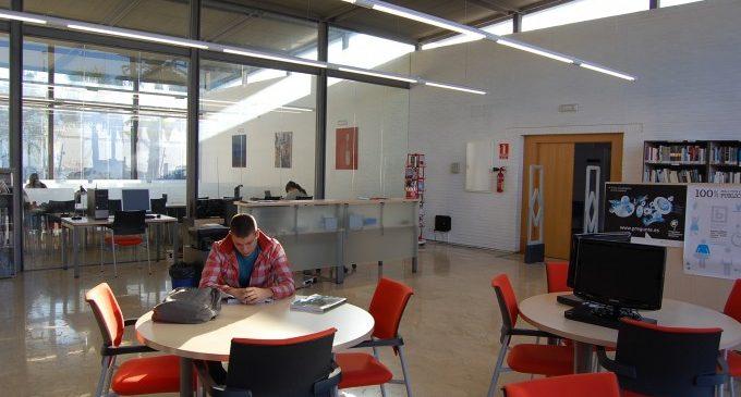 El Puig allarga l'horari de la Biblioteca i estrena servei nocturn per a l'època d'exàmens