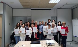 L'Ajuntament i FESORD han organitzat dos cursos d'introducció a la llengua de signes