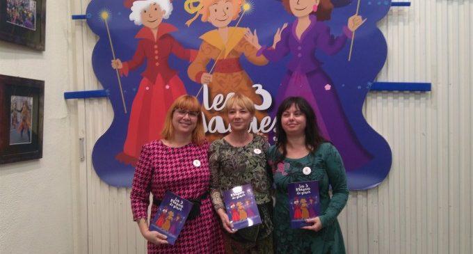 Pilar Soriano, María Escalona i Beatriu Cardona, les 'Magues de Gener' d'enguany