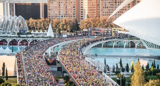 València, ciudad de runners