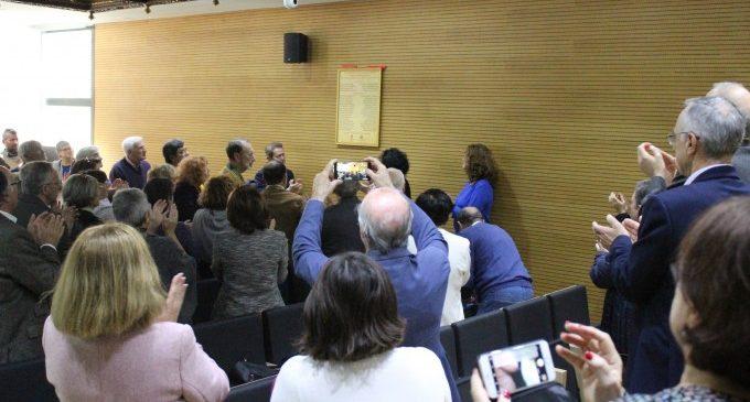 Godella ret homenatge a les persones membres de la corporació víctimes de la repressió franquista