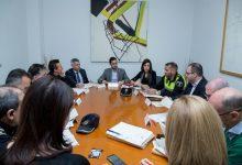 Policia Nacional i Local posen en marxa a Mislata el pla de Comerç Segur per a Nadal