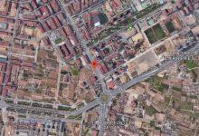 Ferit un jove motorista en un accident amb un cotxe en l'avinguda Ausiàs March de València