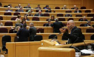 """El Senat recolza la proposta de Compromís per a """"recuperar anys de infrainversió"""" en el Corredor i la xarxa de Rodalies"""