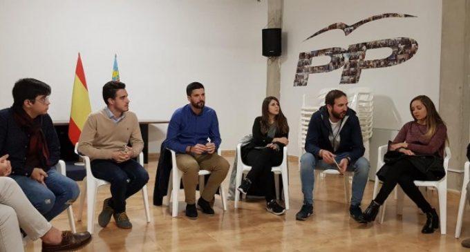 """Eduard Grau: """"El PP pot millorar la vida dels joves"""""""
