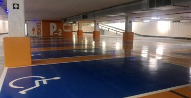 El pàrquing de Bruges es consolida a València