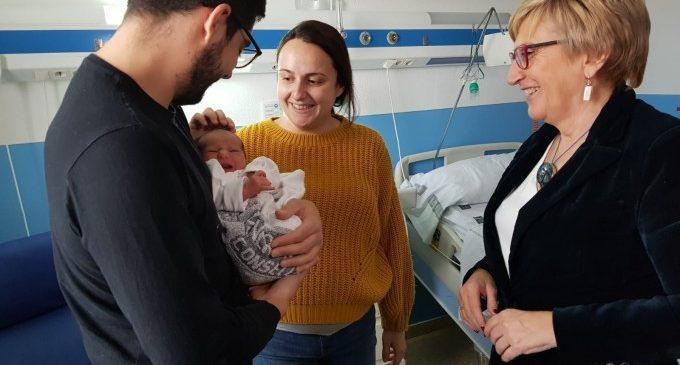 """El Peset de València compta amb noves habitacions individuals en Maternitat per a """"una major humanització"""""""