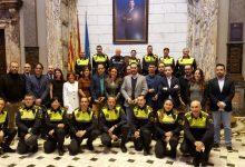 La Policia Local premia els treballs periodístics sobre seguretat viària